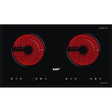 CHÍNH HÃNG] Bếp hồng ngoại đôi cảm ứng KAFF KF-073CC