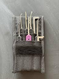 bobby pin lock picking