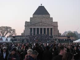 File:ANZAC Dawn Service, Melbourne ...