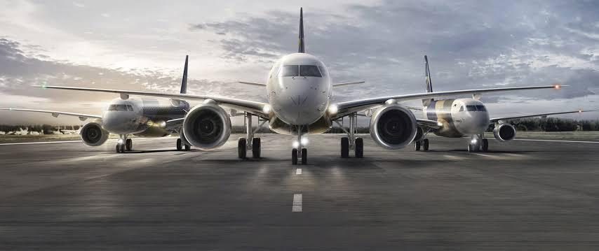 Resultado de imagen para Embraer E175-E2