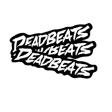 Zd Premium Vinyl Deadbeats Sticker Zeds Dead Official Shop