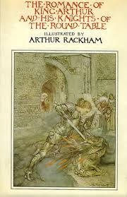 romance of king arthur and his knights