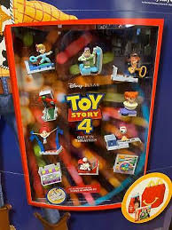 toy story 4 happy meal toys