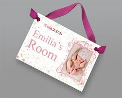 Personalised Bedroom Or Playroom Door Signs For Kids