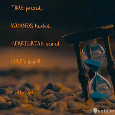 time passed wounds h quotes writings by syed yourquote