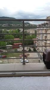 Cat Proof Balcony Easy Diy Balcony Fence For Cats Happy City Cat