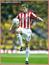 James BEATTIE - League appearances for The Saints. - Southampton FC