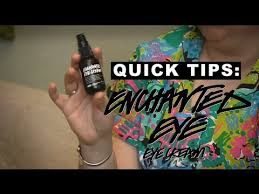 enchanted eye cream lush quick tips