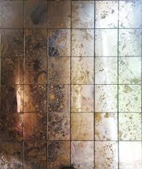 foxed mirror glass u k marbled glass u