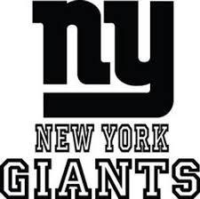 New York Giants Logo Sticker Wall Decal Vinyl Sticker 082 Etsy