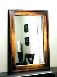 mirrors for reclaimed wood barn