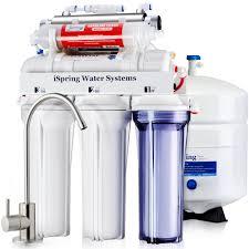 7 se under sink reverse osmosis ro