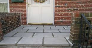 large paver patio patio slab large