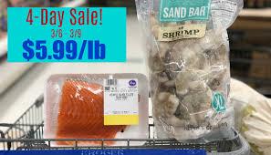 Kroger Digital Seafood Sale ...