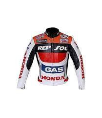 honda repsol motorcycle jacket