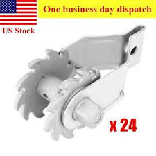 24 Pack In Line Ratchet Wire Strainer Electric Fence Wire Strainer Heavy Duty Ebay