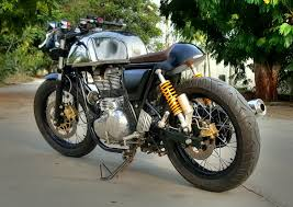 royal enfield continental gt redefined