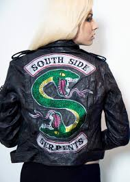 inspired southside serpents leather