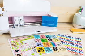 How To Make Stickers With Your Cricut Free Sticker Layout Templates