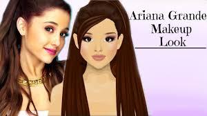 stardoll makeup tutorial ariana