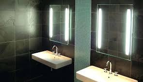 bathroom mirrors strip lighting