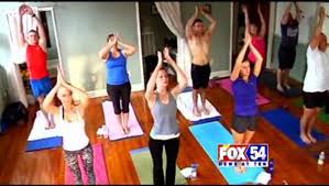 special report yoga for men pain or