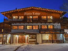 hotel alpine lodge suites red river