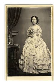 Myra Clark Gaines | Civil war fashion, Women in history, Civil war era