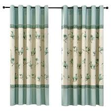 1030784858 Cartoon Rainbow Castle Short Curtains For Kids Bedroom Blackout Window Treatments Valance Curtain For Kitchen Living Room Home Garden Home Textile