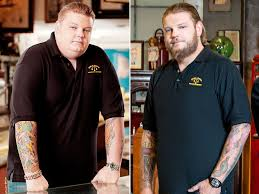 Pawn Stars' Corey Harrison Weight Loss, 190 Pounds: Before After Photo
