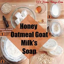 almond honey oatmeal goat milk s soap