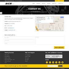 acehost html5 template