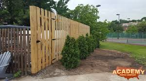 South Orange Fence Installations Academy Fence Company