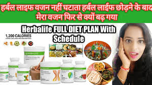 herbalife weight loss t plan with