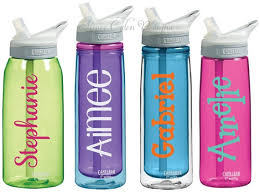 Diy Personalized Camelbak Decal Name Vinyl Waterproof Sticker Etsy