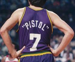 Pistol Pete Maravich: The Ultimate Showman And Basketball's First Star