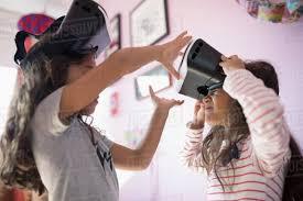 virtual reality simulator gles