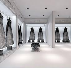 fashion fashion showroom interior design