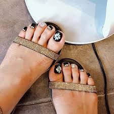 88 stylish toe nail art designs that