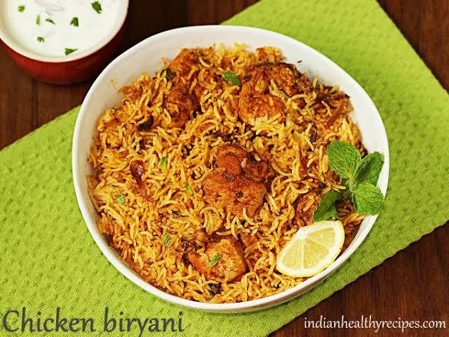 Chandrika Mixed Biryani