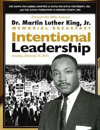 The 40th Annual MLK Jr. Memorial Breakfast Souvenir Journal by Kerry G.  Johnson - issuu