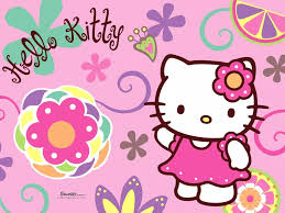 Kit Imprimible Personalizable Hello Kitty Cumplenos Tarjetas