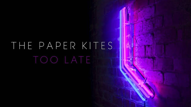 Image result for the paper kites 12 4
