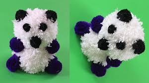 Woolen Crafts Ideas - Attractive Teddy Bear Making (Handicrafts ...