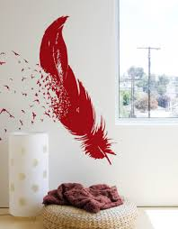 Birds Of A Feather Wall Decal Blik