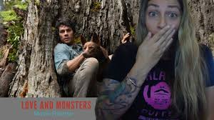 Love And Monsters Movie Review - YouTube
