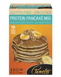gluten free protein pancake mix