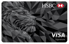 rewards credit card hsbc lk