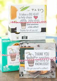 printable coffee gifts for teacher appreciation