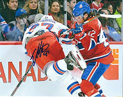 Autographed Sven Andrighetto 8x10 Montreal Canadiens Photo at Amazon's  Sports Collectibles Store